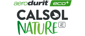 aerodurit® CALSOL NATURE iE Logo