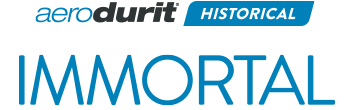 aerodurit® IMMORTAL Logo