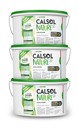 aerodurit® CALSOL NATURE iE lime paint