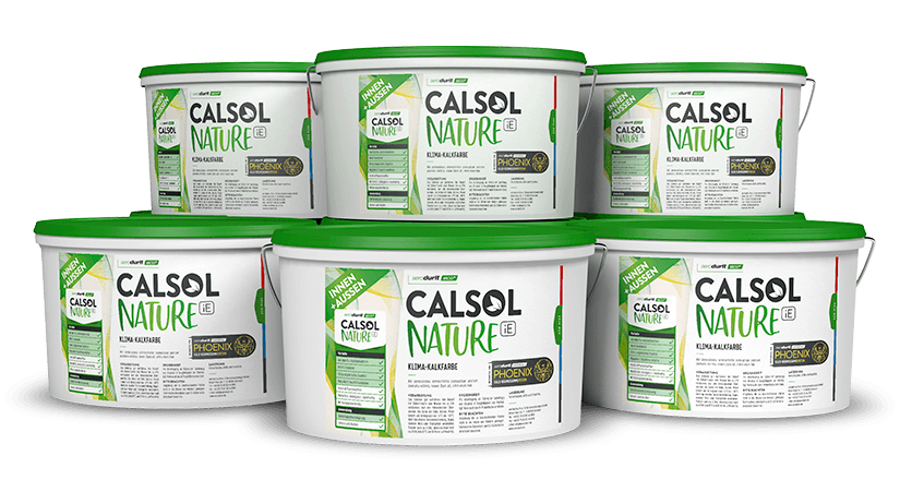 aerodurit® CALSOL NATURE iE Kalkfarbe