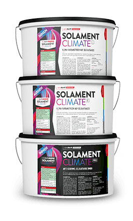 aerodurit® SOLAMENT CLIMATE silicate paint