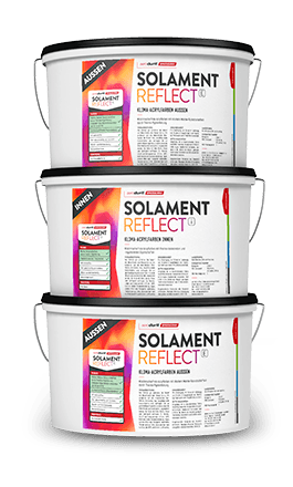aerodurit® SOLAMENT REFLECT Climate acrylic paint